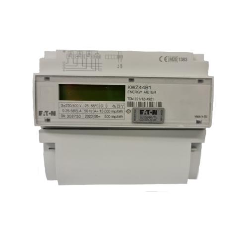 Elektroměr cejchovaný MID 3×230/400V přímý do 65A 1-sazba EATON KWZ44B1 999201867