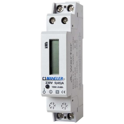 Elektroměr 9901D 4-45A 1f 1tarif. 1mod. PRIMY LCD