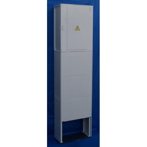 Elektroměrový rozvaděč DCK ER212/NKP7P-C pro ČEZ, E.ON