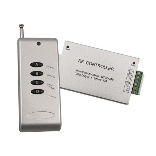 RF dálkový ovladač McLED pro RGB LED pásky s přijímačem ML-113.009.10.0