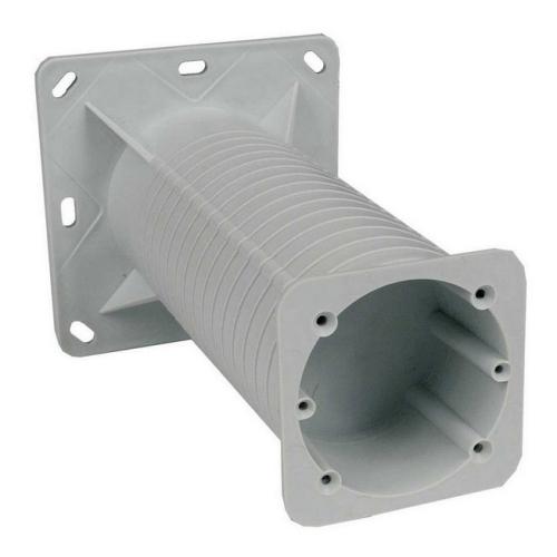 Elektroinstalační krabice Kopos KEZ KB do zateplení 120x120x200mm