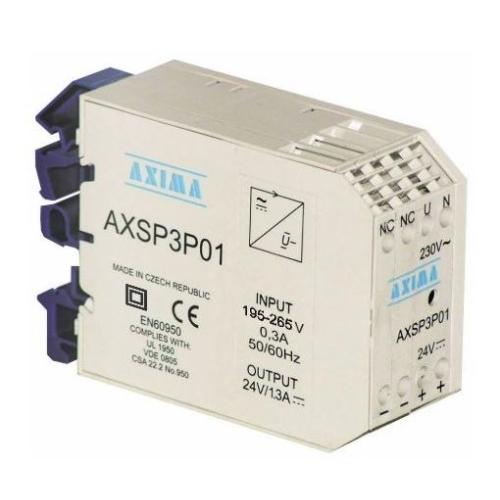 Spínaný napájecí zdroj pro nabíjení baterií 27,6V/1,3A AXIMA AXSP3P01N