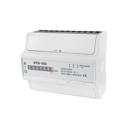 Elektroměr DTS 353-M, 7mod.mech. 3F 100A, 1tarif /AM 021M/