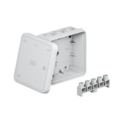 Krabice OBO A11/5 IP54 85x85x40 se svorkovnicí 2000326