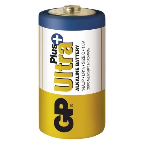 Baterie C GP LR14 Ultra Plus alkalické
