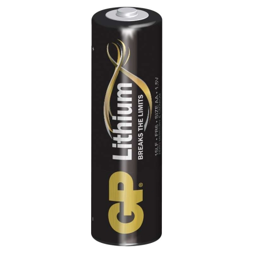 Tužkové baterie AA GP FR6 lithiová