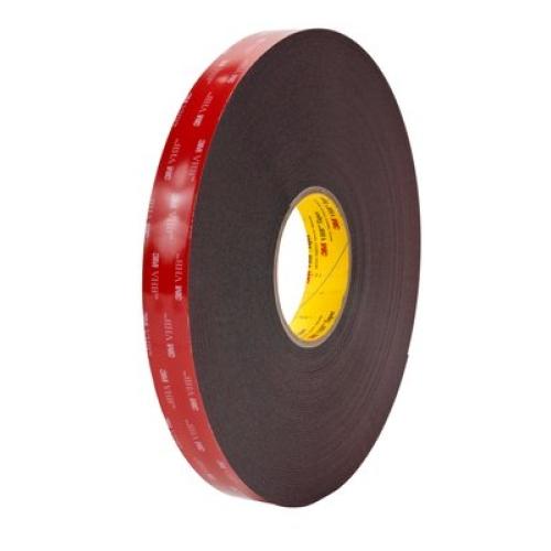 Lepící páska 3M VHB 5952 oboustranná šedočerná 19mm x 3m
