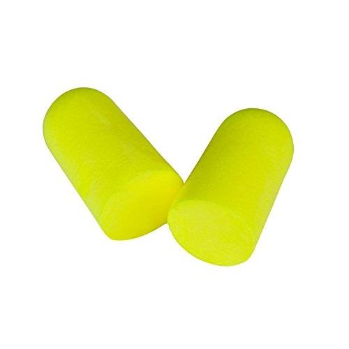 Zátkový chránič sluchu (špunty do uší) 3M E-A-R SOFT Yellow Neon 1pár
