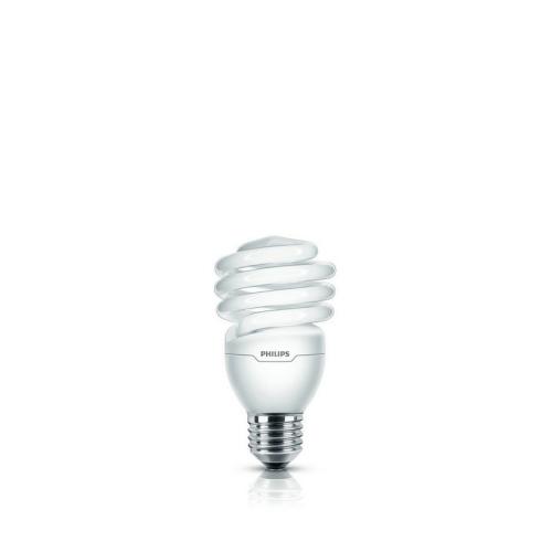 Úsporná žárovka Philips ECONOMY TWISTER 23W CDL E27 studená bílá 6500K