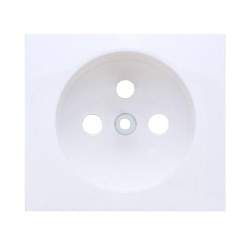 Legrand Valena náhradní kryt zásuvky 2P+T bílý SP774396