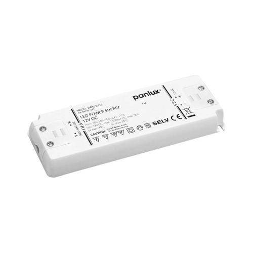 LED napájecí zdroj Panlux DRT030/12 30W 12VDC