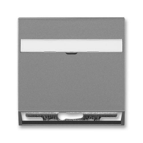 ABB Neo Tech kryt datové zásuvky ocelová 5014M-A00100 36