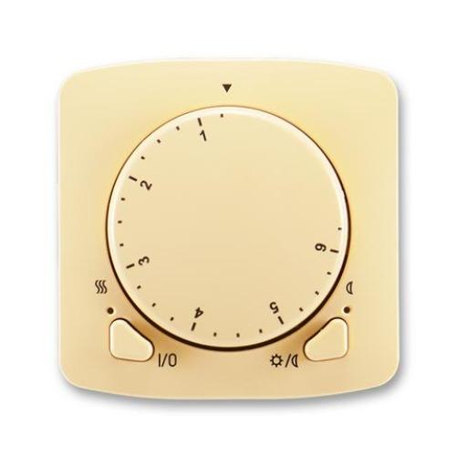 ABB Tango termostat pokojový s otočným nastavením teploty (ovládací jednotka) 3292A-A10101 D