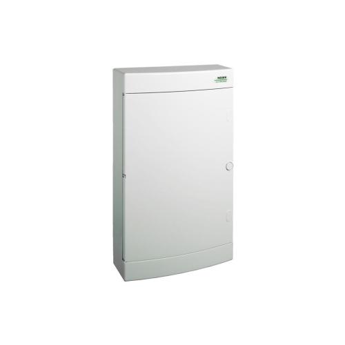 Rozvodnice na omítku NOARK PNS 36W bílé dveře 101509