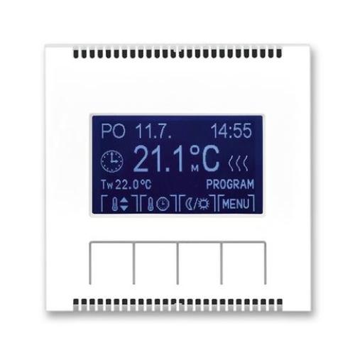 ABB Neo termostat pokojový bílá 3292M-A10301 03 programovatelný