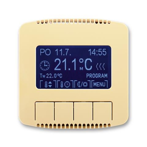 zapojte programovatelný termostat