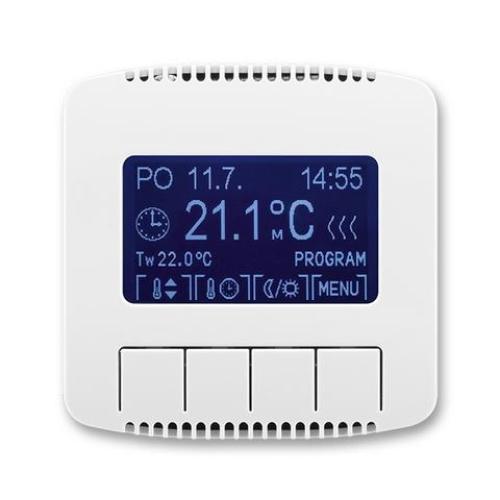 ABB Tango termostat pokojový bílá 3292A-A10301 B programovatelný