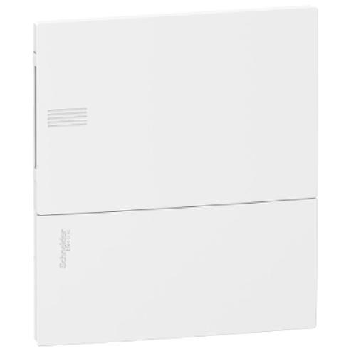 Rozvodnice pod omítku Schneider Mini Pragma 8M IP40 plné dveře MIP22108