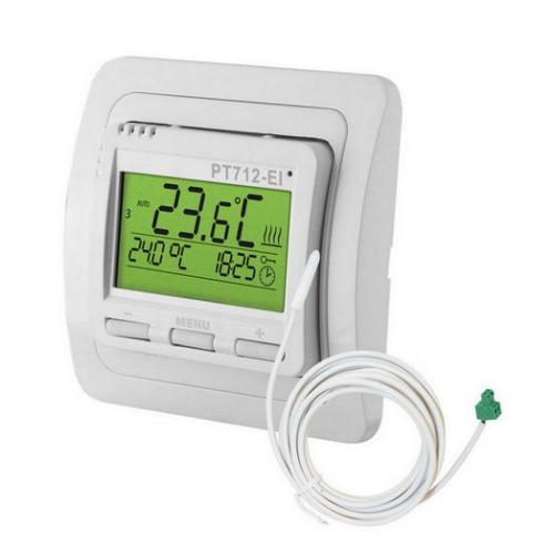 Digitální termostat ELEKTROBOCK PT712-EI pro podlahové vytápění