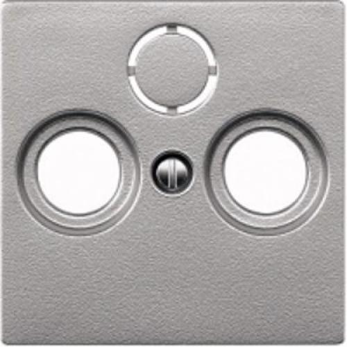 Merten centrální deska pro anténní zásuvky System M alu MTN297560