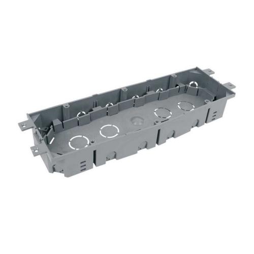 Krabice přístrojová podlahová KOPOS KPP 80 tmavě šedá