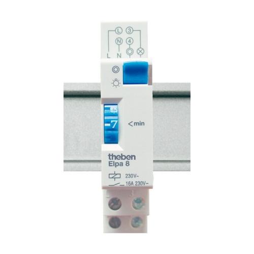 Schodišťový automat elektromechanický Theben ELPA 8 80002