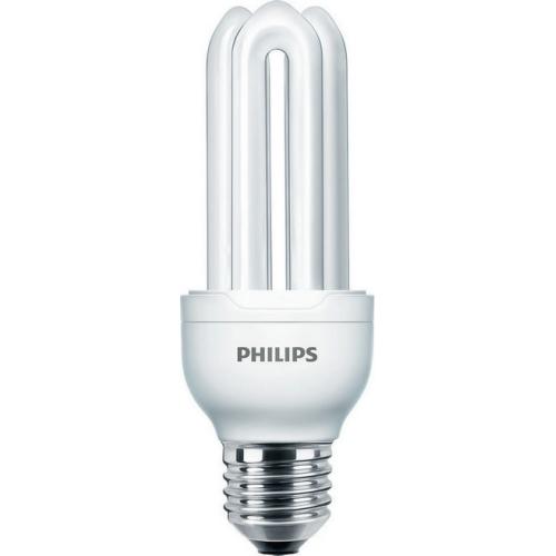 Úsporná žárovka Philips GENIE 18W 865 E27 230-240V studená bílá 6500K