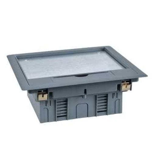 Schneider OptiLine 45 krabice podlahová pro 4 přístroje ISM50524