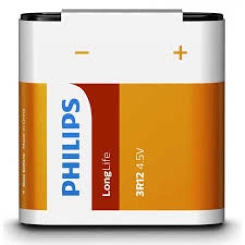 Plochá baterie Philips LongLife 3R12 L1F/10