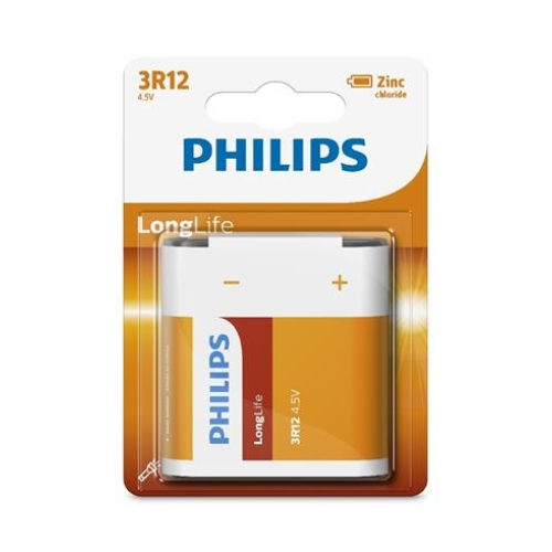 Plochá baterie Philips LongLife 3R12 L1B/10