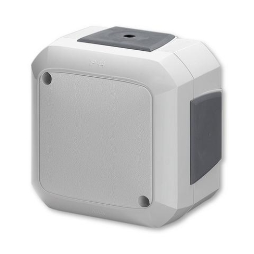 ABB Variant+ krabice nástěnná propojovací se čtyřmi vstupy IP54 bílá 3903N-C05540 S