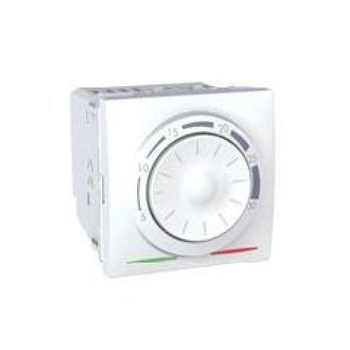 Schneider Unica termostat otočný polar MGU3.501.18