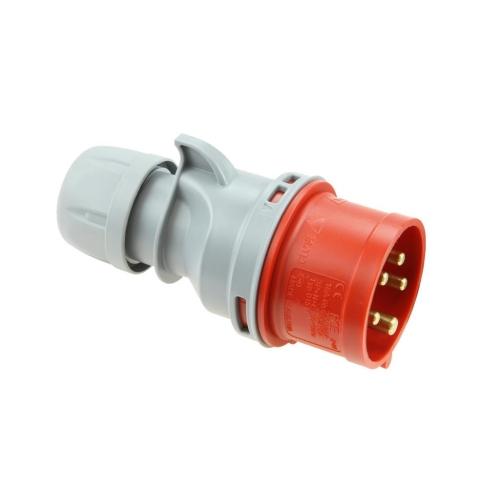 Vidlice PCE 025-6TT 32A/5P/400V IP44 Turbo Twist