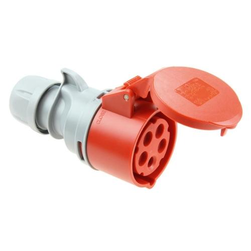 Spojka PCE 215-6TT 16A/5P/400V IP44 Turbo Twist