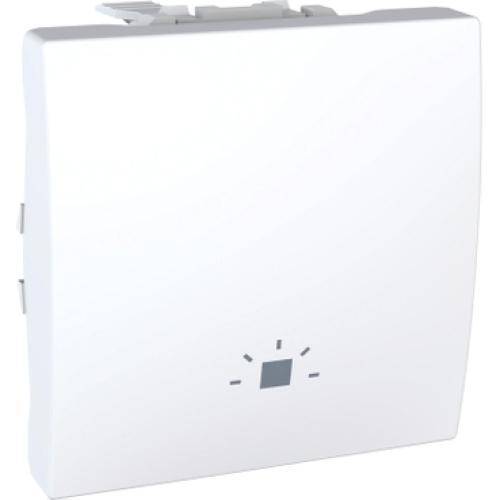 Schneider Unica tlačítko světlo polar MGU3.206.18L