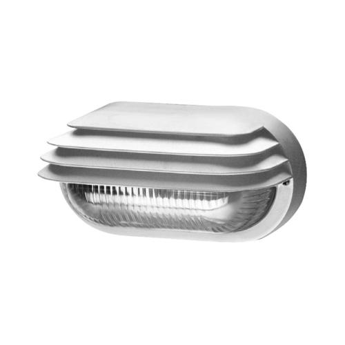 Svítidlo Panlux OVAL GRILL SOG-40/B 40W E27 bílá IP44