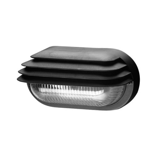 Svítidlo Panlux OVAL GRILL SOG-40/C 40W E27 černá IP44