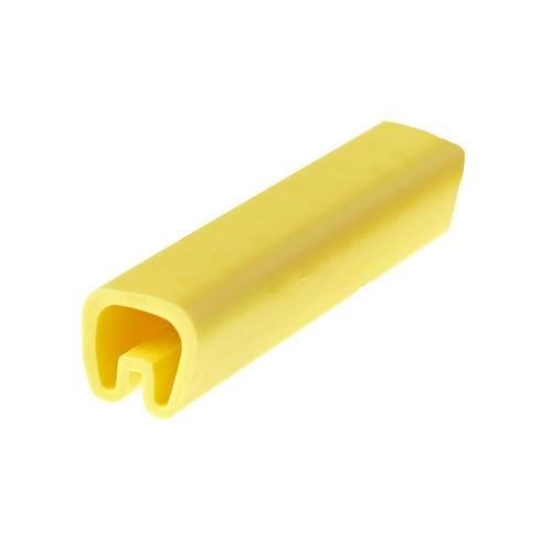 Dutinka značící žlutá, průřez 6mm (50ks)