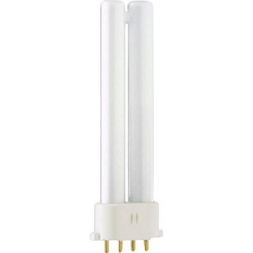 Úsporná zářivka Philips MASTER PL-S 7W/840 4PIN 2G7 neutrální bílá 4000K