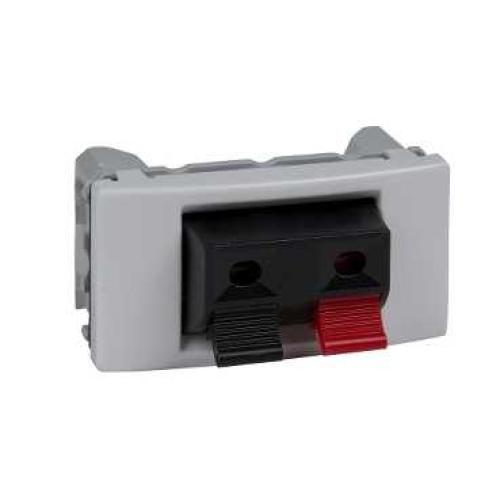 Schneider Unica svorka pro připojení reproduktorů polar MGU3.487.18