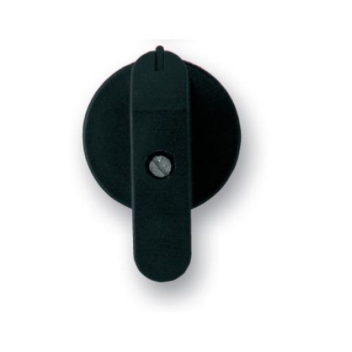 Levně Páčka náhradní pro spínače černá krátká SEZ S32-160 J TYP M-
