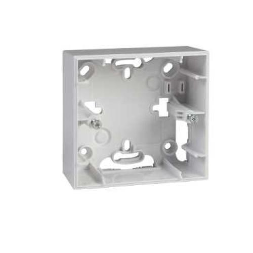 Schneider Unica krabička jednonásobná polar MGU8.002.18