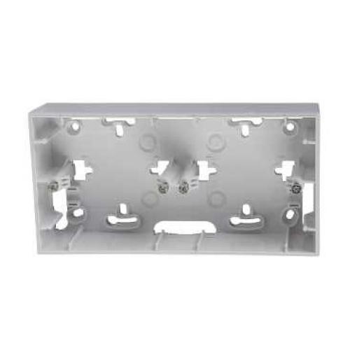 Schneider Unica krabička dvojnásobná polar MGU8.004.18