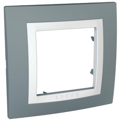 Schneider Unica Basic rámeček technico/polar MGU2.002.858
