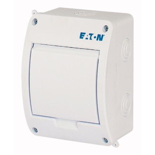 Rozvodnice EATON BC-O-1/5-TW-ECO na omítku bílé dveře 5M 281649