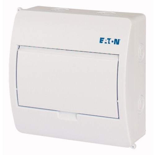 Rozvodnice EATON BC-O-1/8-TW-ECO na omítku bílé dveře 8M 281690