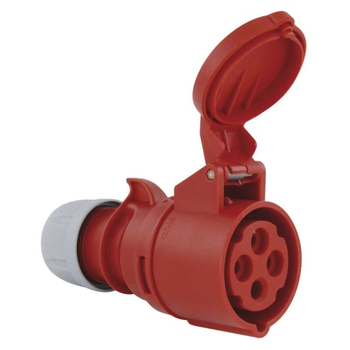 Spojka PCE 214-6 16A/4P/400V IP44 Twist