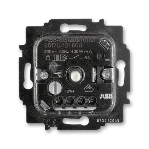 ABB přístroj stmívač s vypínačem (6517 U-101-500) 6517-0-0018 (2CKA006517A0018)