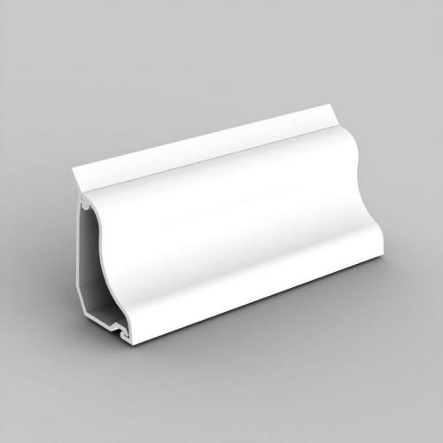 Podlahová lišta KOPOS LP 35 HD 2m bílá