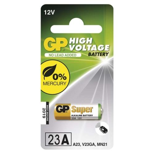 Baterie GP 23AF speciální alkalická 1ks 1021002311